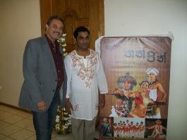 Mr Prasanna