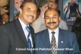Honorable Consul General 'Pakistan'
