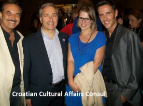Croatian Cultural Affairs Consul