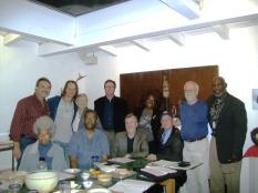 La Worlds fair meeting Commitee
