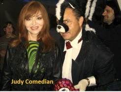Judy Comedian