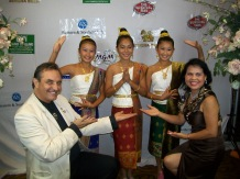 Vietnam Performers at Fund raser MGM.Branch Productions presents