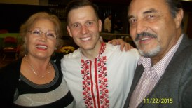 Director of the Bulgarian performersReady to be Useful promotions with Culture LA.Folklorama