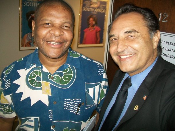 Consul General Cyril S. Ndaba