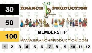 member ship card