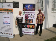 Folklorama at the Ukrainian Church