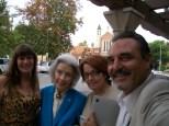 Barbara ,Mrs.Marsha Hunt 's /Joann Collins and Gaston Branch Prod LA.Folklorama Sponsorship