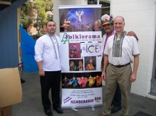 LA. Folklorama 2015 Ukrainians Support