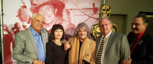 Ukrainian CC. Oscar awarded Jack Palance 100th anavercery Celebration
